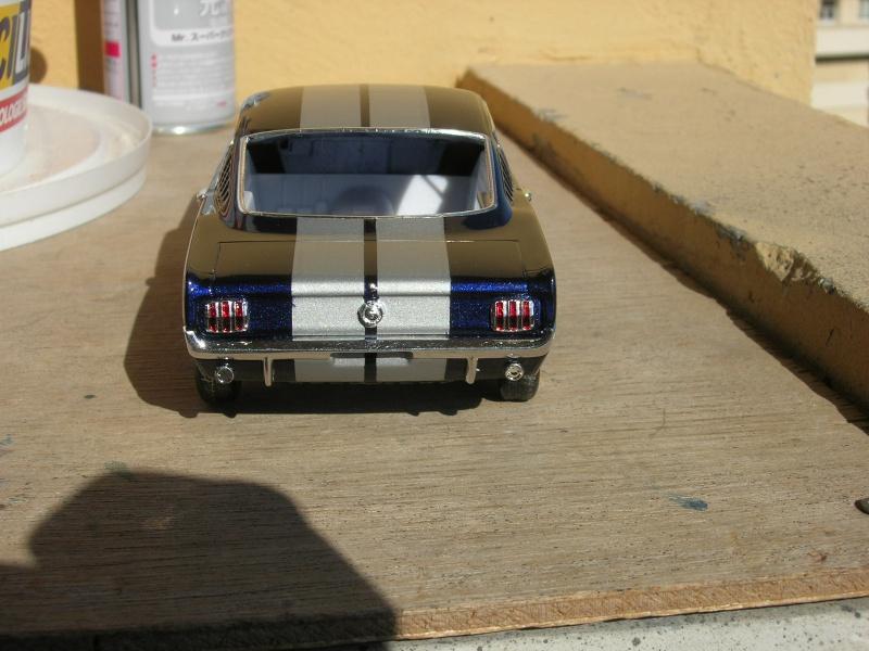 "Mustang Fastback""65 Revell. - Page 2 181985DSCN0070"