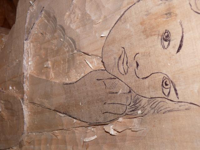 JJ - Songe (bas relief - 2014) 183138016