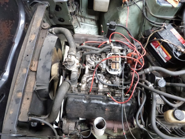 Renault 30 TS automatic - 1978 184918P1000987