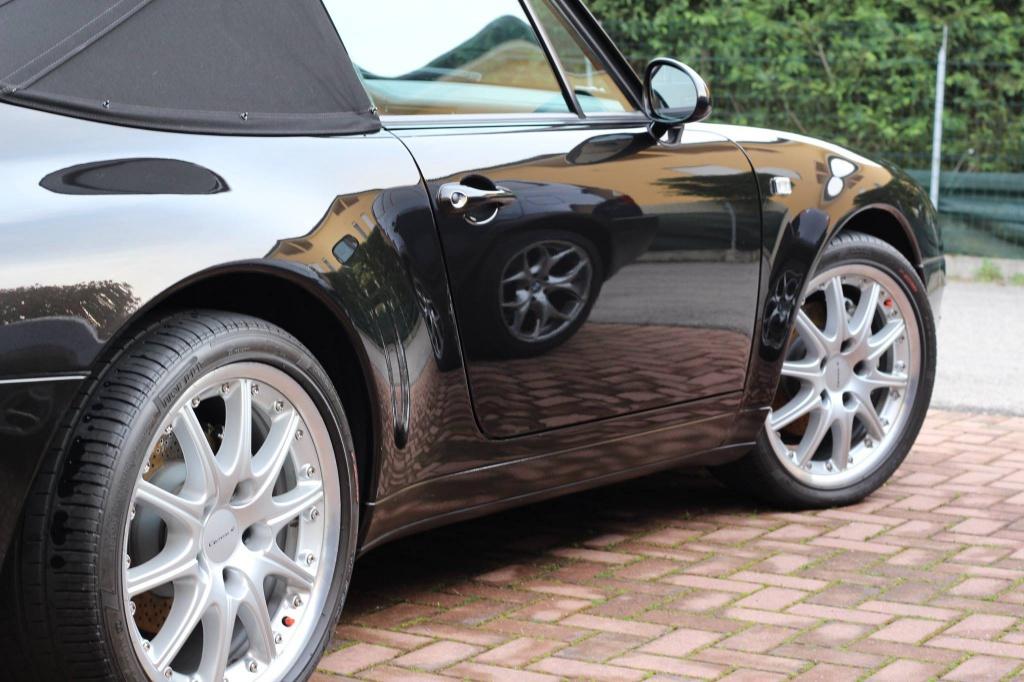 PORSCHE 993 Cabrio - Preparazione interna/esterna 1850700947