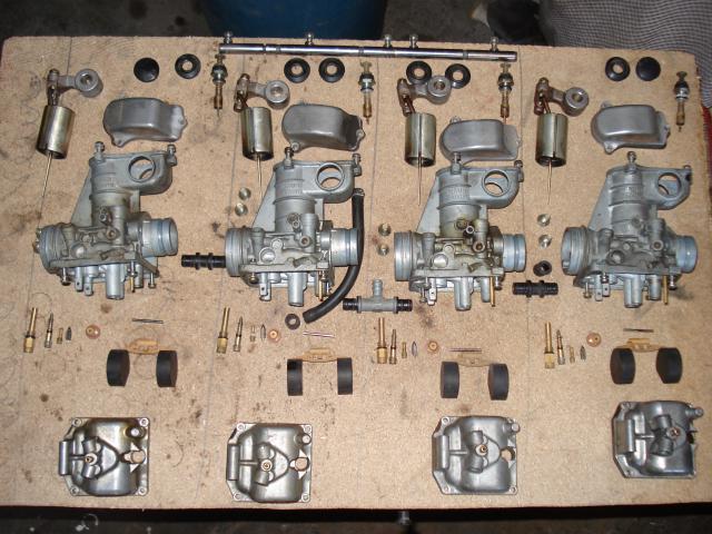 Restauration et modification  Z650 - Page 2 185304DSC03837