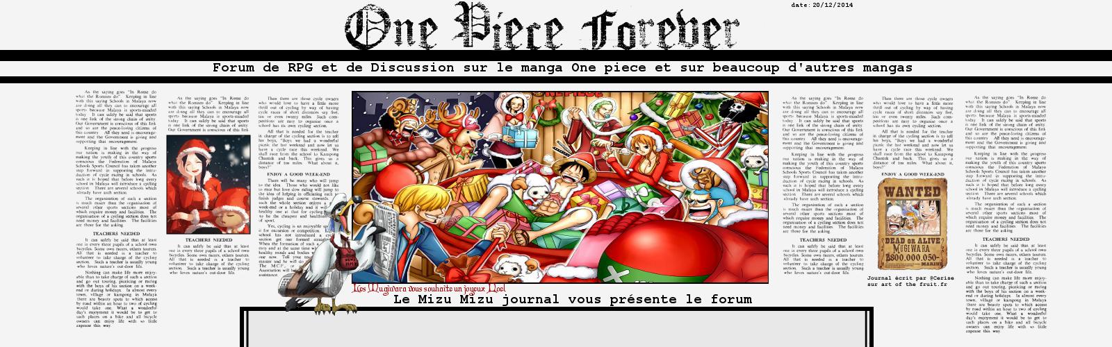 Les thèmes et crédits de OPF. 185344bannierenoel2