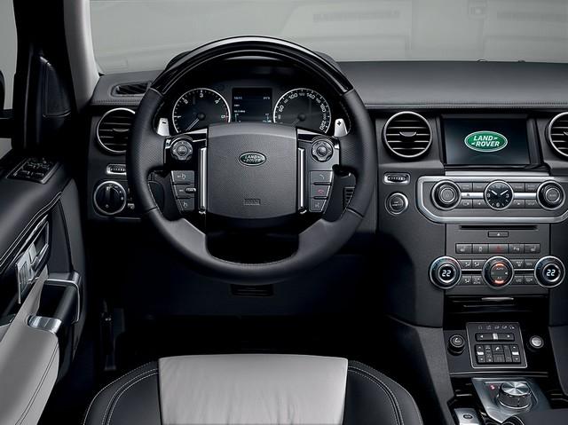 Land Rover célèbre les 25 ans du Discovery avec l'édition spéciale 'XXV' 185507landroverdiscoveryeditionlimitee7