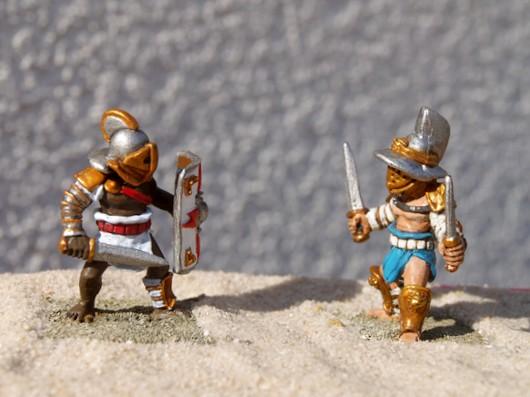 Gladiateurs - 2 petits nouveaux 185668Gladiateursdansarne3