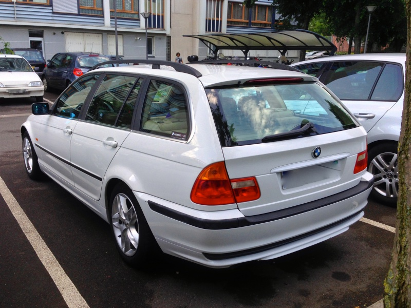 Ma nouvelle acquisition une BMW 320iA Touring - Page 2 186262IMG6158