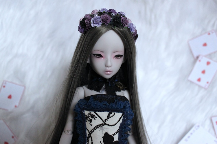 Nymeria (Sixtine Dark Tales Dolls) nouveau make-up p8 187491Alyssia1