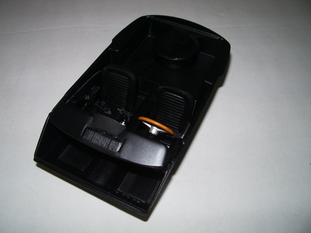 mustang shelby 350 GT 1965  kit monogram 1/24 . 188357IMGP3032