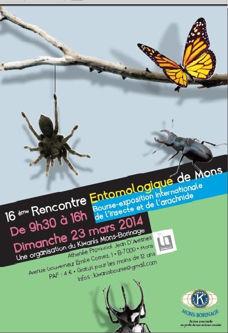 16ieme rencontre entomologique de Mons [23mars2014] 188944mons
