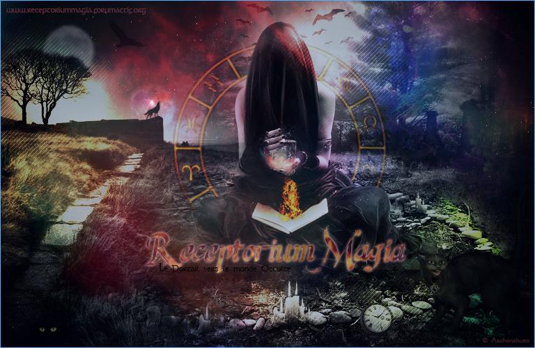 Receptorium Magia