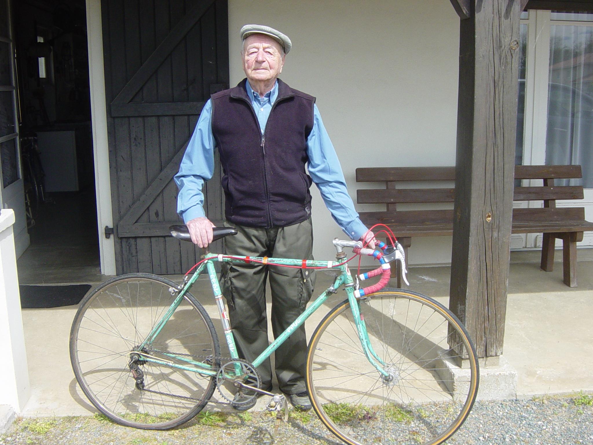 Vélo de course TENDIL 1939 189893Paulaveclevlo2