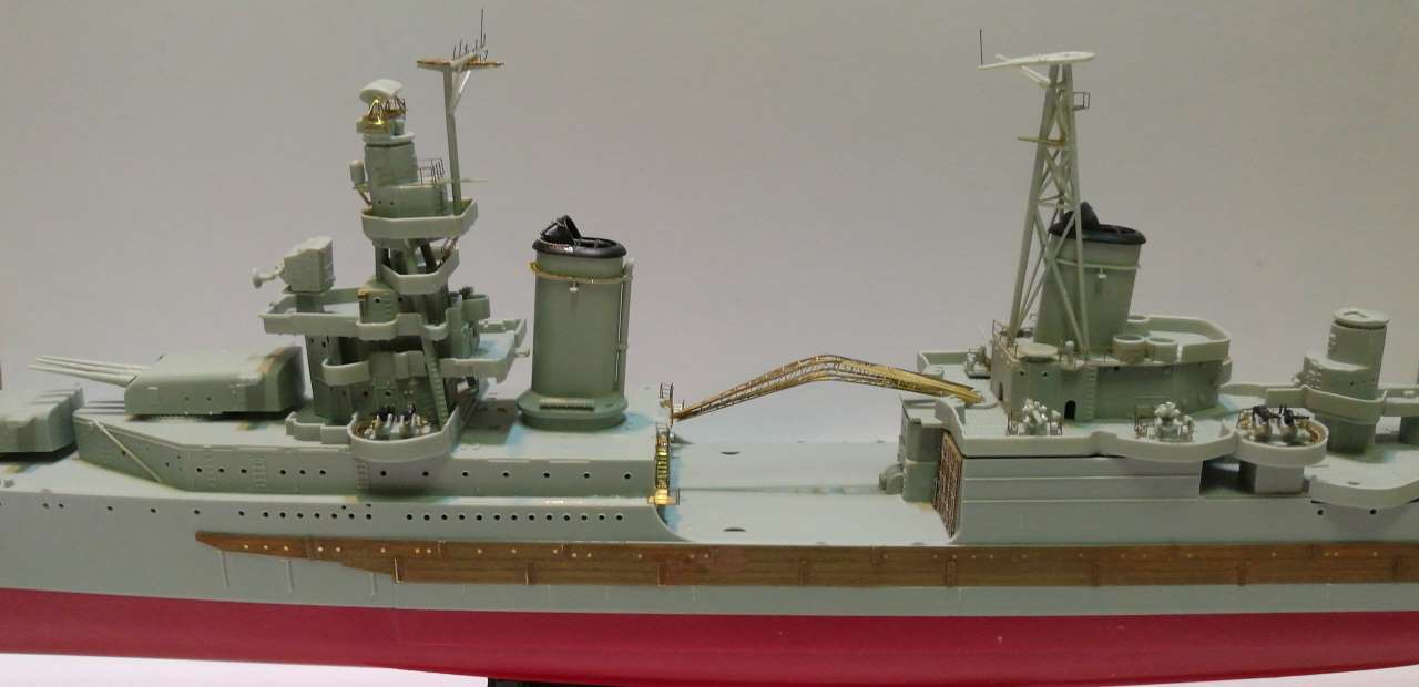 USS Indianapolis 1/350 Academy - 1945 - Page 5 190788Indianapolis79