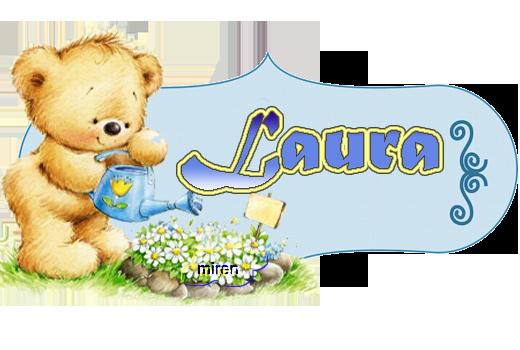 Nombres con L - Página 2 191048Laura