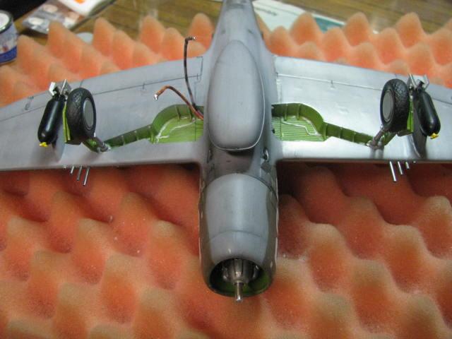 Restauration P-47D Monogram 1/48 .......Terminé!  - Page 2 191196IMG5959