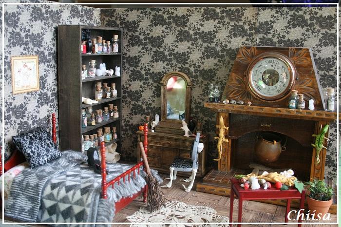 Dollhouse et Diorama de Chiisa - Photos diorama Alice (p7) - Page 7 1916167422