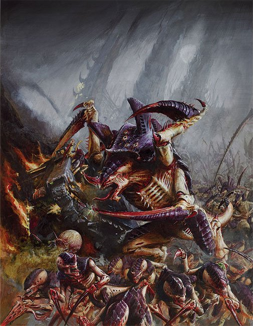 [W40K] Collection d'images : les Xenos 192015ty7