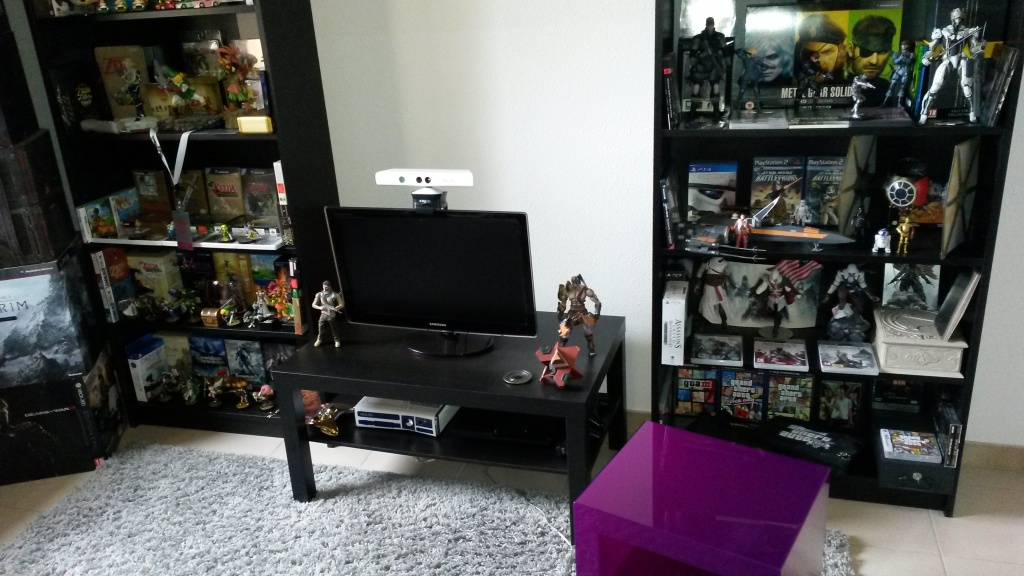 Votre Gameroom en une photo ! 19295120160207144902