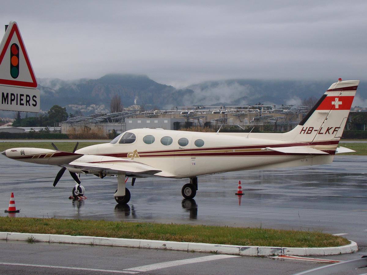 Aeroport Cannes-Mandelieu , LFMD , Février 2015 193599DSC04187