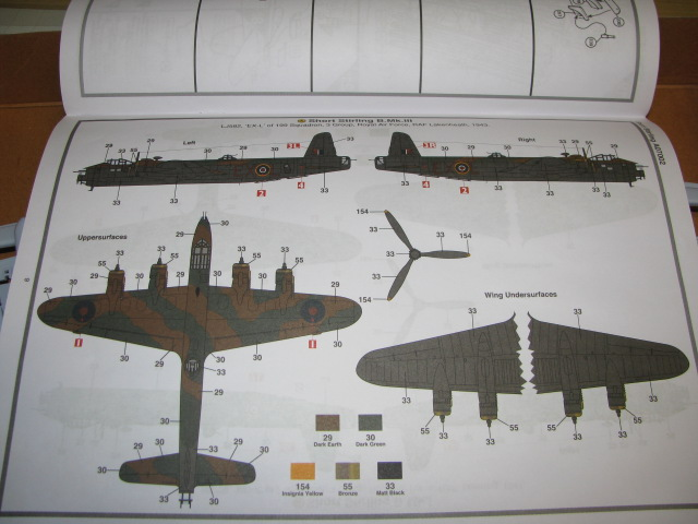 Short Stirling MkIII BF513 75 RAF Sqn Airfix 1/72.... définitivement arrêté. 193654IMG0296