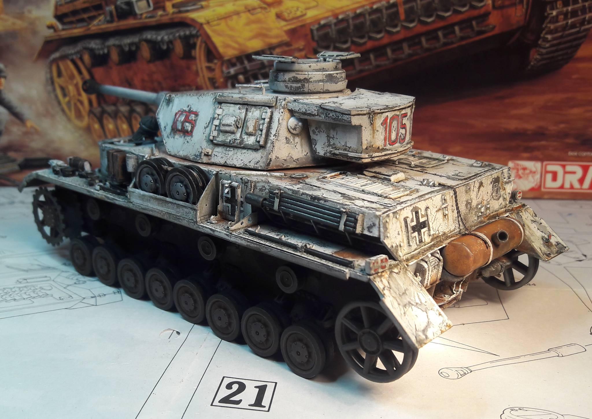 PzKpfw. IV Ausf. F2 - Dragon - Page 3 194054BeforeTracks4