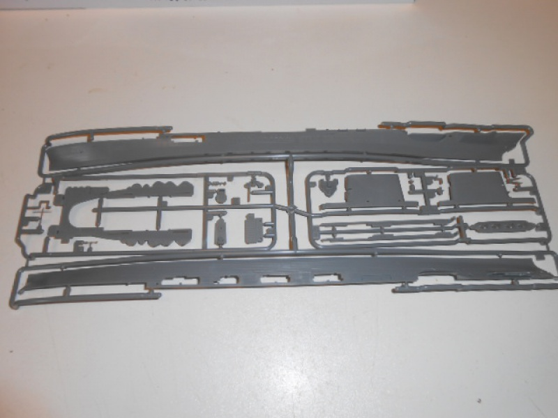 Le Saratoga 1/700 Tamiya pont en bois + PE 194585003
