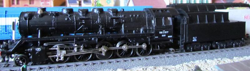 Ma nouvelle vapeur Märklin 194750IMG5677