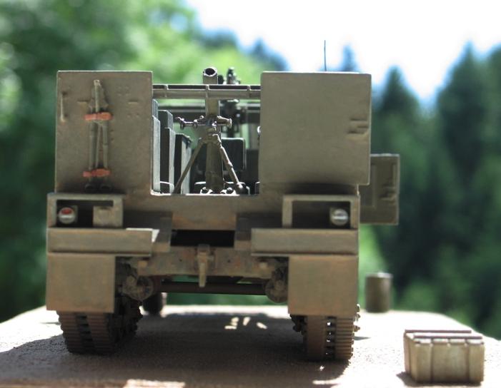 Half-track M4 mortier Dragon 1/35 194779modles117011