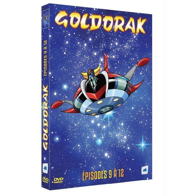 Goldorak - Collection DVD (Vente à l'unité) 194997912