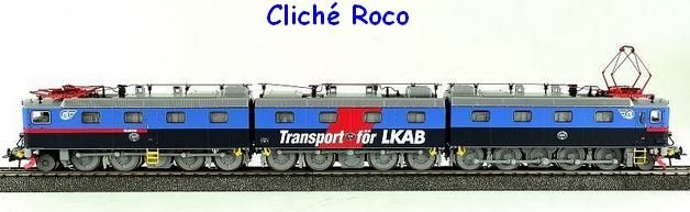 Les machines D/Da/Dm/Dm3 (base 1C1) des chemins de fer suèdois (SJ) 195508Roco69755tigesELokdm3ledmontrasjACDigitalsoundR2