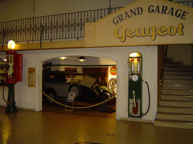 Musée de l'aventure Peugeot 195842sochauxmontbelliard122006040