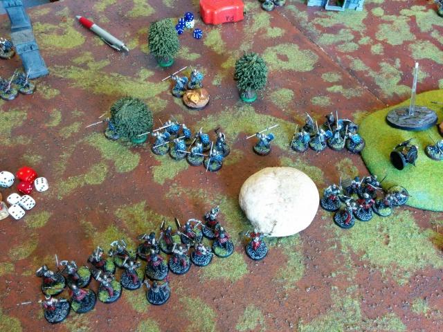 Mordor vs Arnor/Royaumes sylvestres 1000pts 195925IMG20150627165355