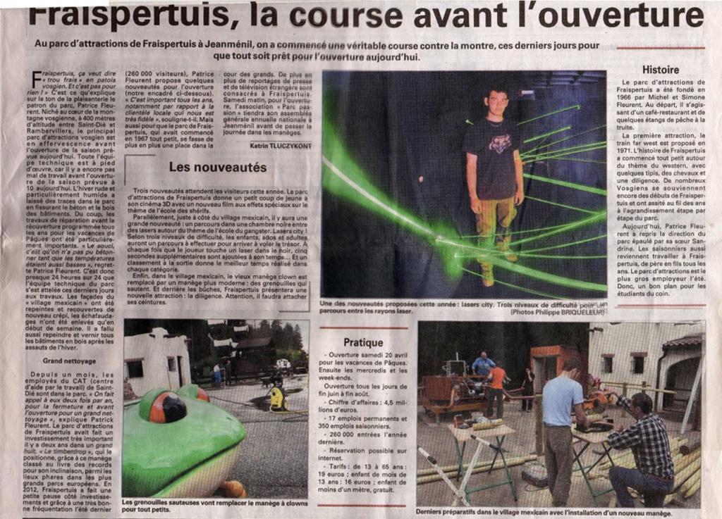 Nouveautés 2013 - Diligence, Ranitas, Laser City ... - Page 9 196079Fraispertuis2013