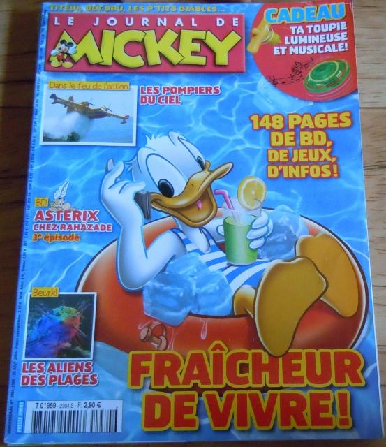 Astérix dans les magazines pour enfants 19721740c