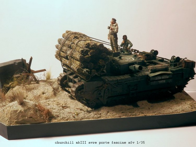 Churchill avre mk3  de chez afv club 1/35 - Page 2 197702P6220061