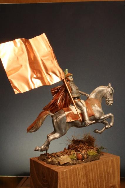 Jacquemin et le drapeau de Arkhangelogorod - Austerlitz 1805 198018IMG2085