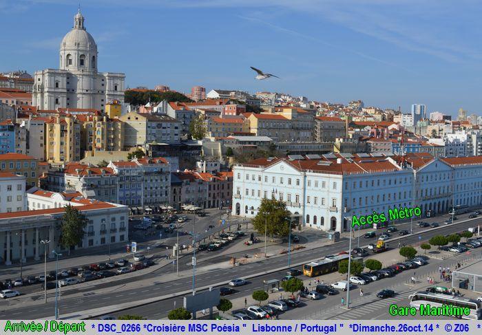 Z06 / C/R MSC.... Poesia 21/10 au 30/10 2014   Gêne Malaga Casablanca Lisbonne Barcelone Marseille 198234DSC0266