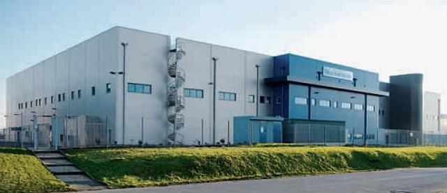 Inauguration de l'usine Bluetram, par le Groupe Bolloré, à Quimper 199132BlueSolutions