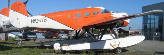 Beechcraft 18 Alaskan Bushplane  199241AlsakanAirMuseumN1047Bzps2ae4affe