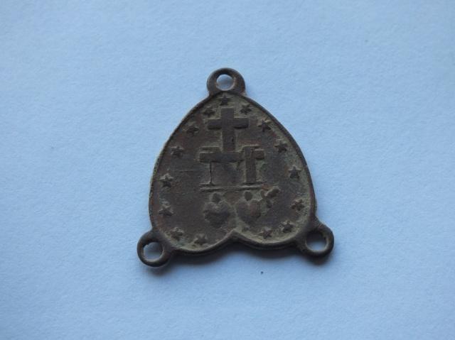 """Médaille de chapelet """"rue du bac"""" 199809DSCF4703"""