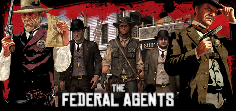 Team des FEDERAL AGENTS