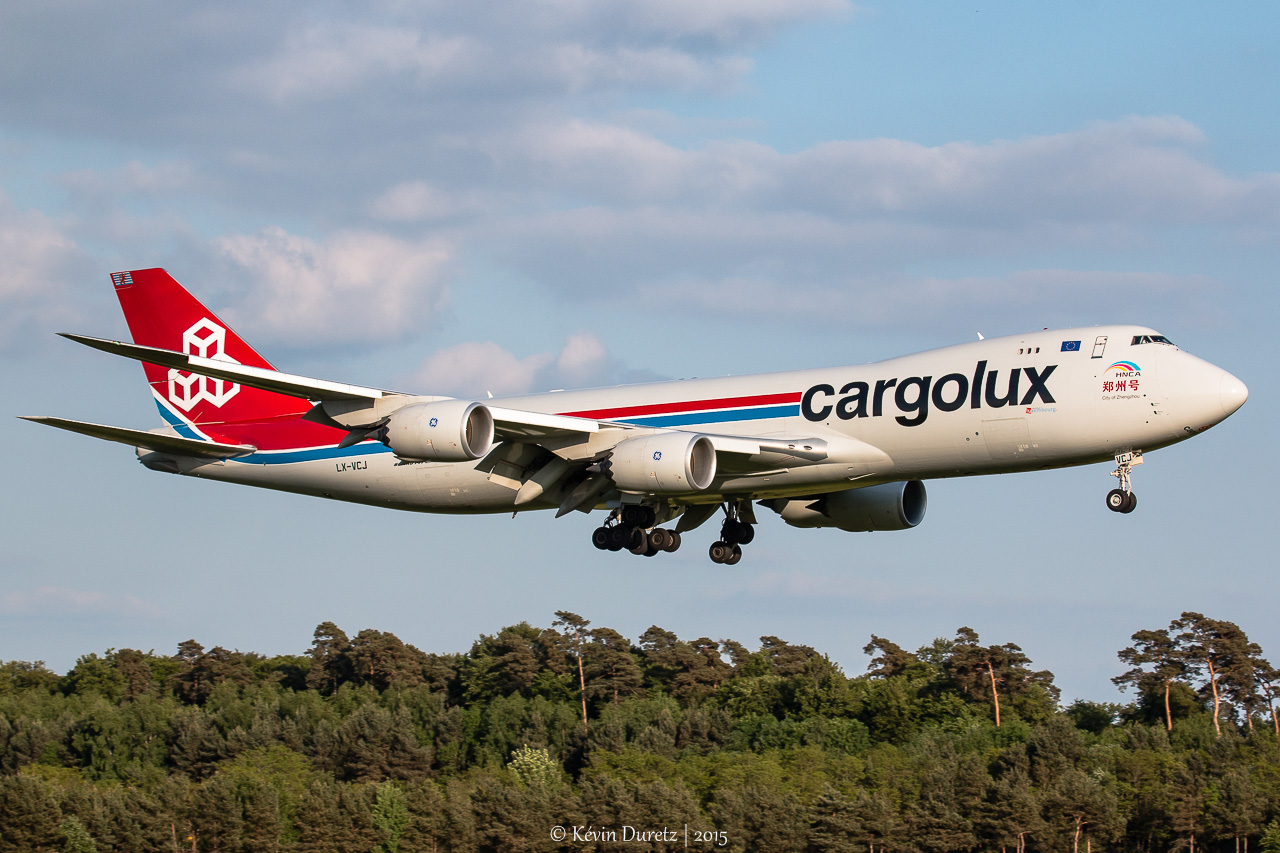 Aéroport de Luxembourg-Findel ELLX - 2015 199949IMG0268