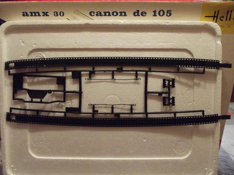 AMX 30 canon de 105 - (Réf. L810) 1/35 200200HellerAMX30105810021