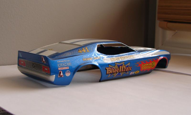 Blue Max Funny Car 200843bluemax009