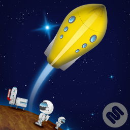 [JEU] GALATAXI: faites le taxi avec votre fusée [Lite/Payant] 2010421