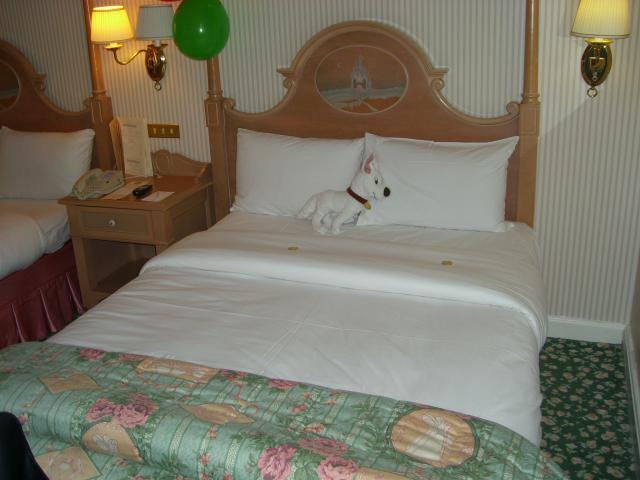 [Disneyland Paris] Premier séjour au DLH (31 janv.-2 fév. 2011) + un anniversaire inoubliable ! - Page 4 201044152