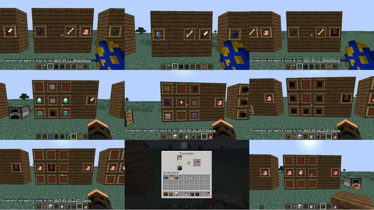 Mod Minecraft RPGDBZ 201070Screens