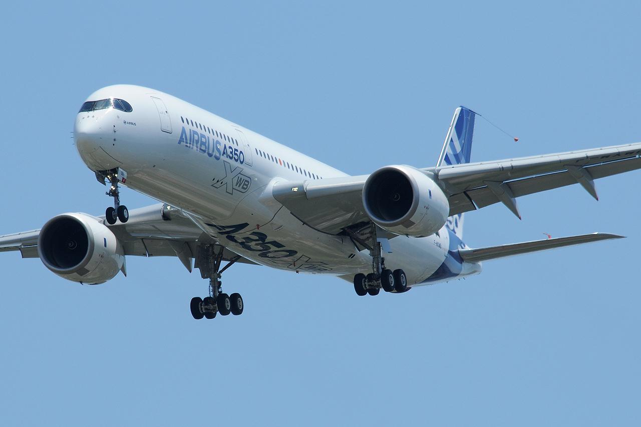 [14/06/2013] Aéroport Toulouse-Blagnac (LFBO): 1er Vol de l'Airbus A350 XWB !!! 201397DSC7562