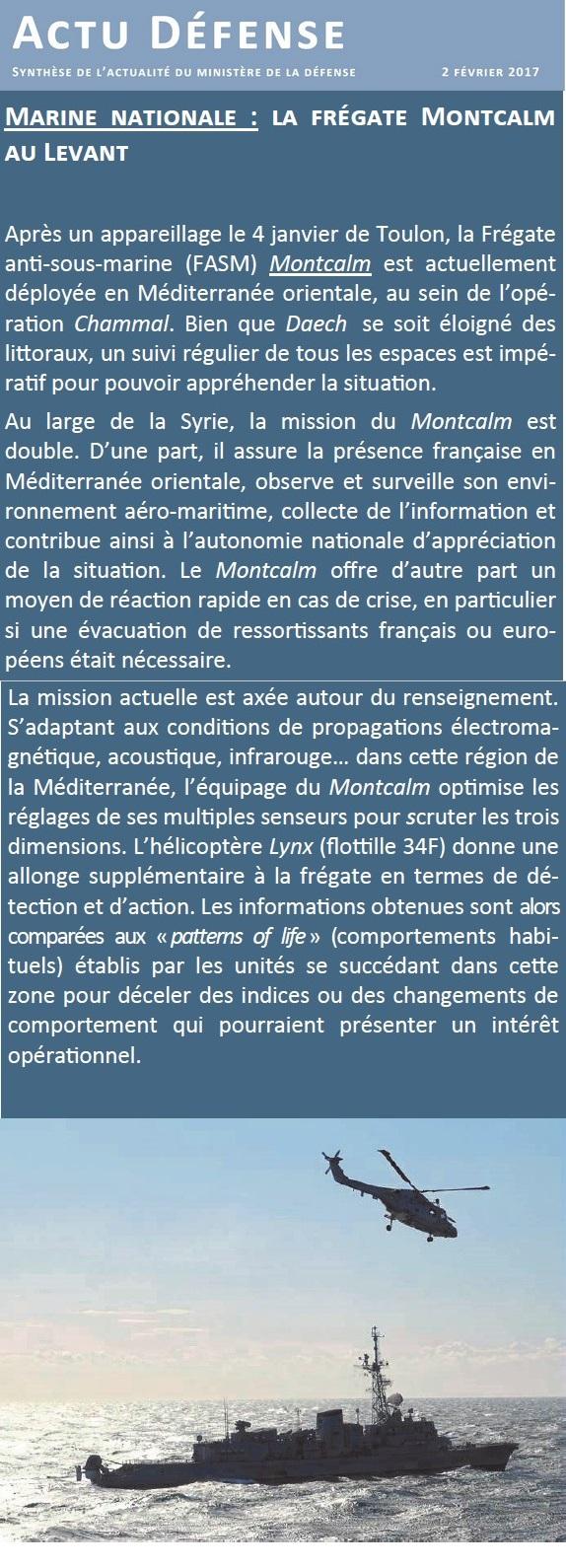 MONTCALM (FRÉGATE) - Page 6 201473ActuDefense