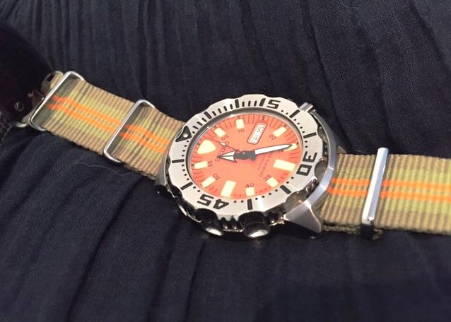 La montre du vendredi, le TGIF watch! - Page 5 202249OMonster18