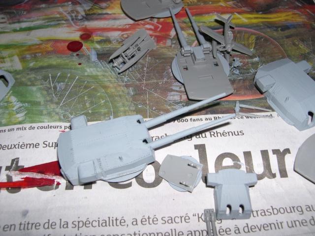 Bismarck 1/350 Revell 202430DSCN2210