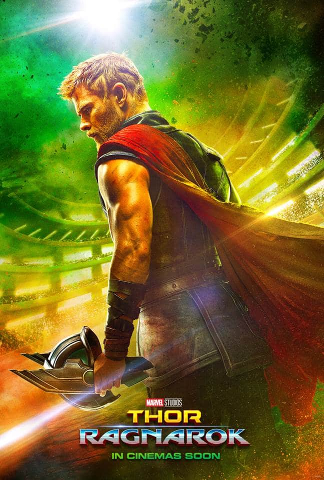 Thor 3 : Ragnarok / 25 octobre 2017 - Page 3 202615AffichesThorRagnarok1